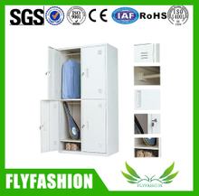 Durable 4 doors cabinet stainless steel wardrobe ST-13