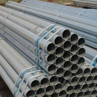 Scaffolding Tube with Galvanized for Sale