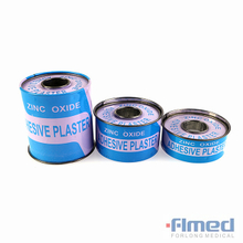 """ZINC OXIDE PLASTERS 7.5cm X 5Y (3"""")"""