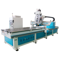 HC3-1325BⅡ Double-Station Machining Center/Automatic Tool changing