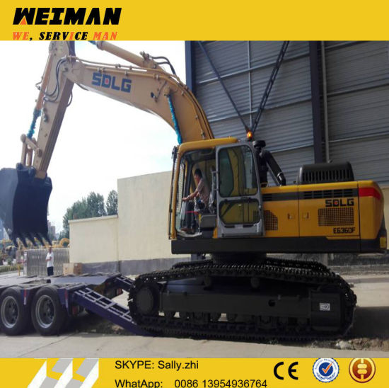 Brand New Big Excavators for Sale LG6360e