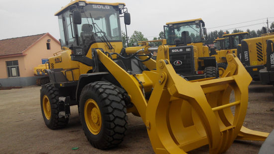 3t Wheel Loader Sdlg LG936L with A/C