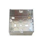 Switch and Socket Box Metal Box 3X3