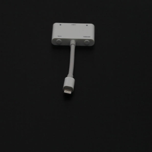 Lightning to Voice Beauty Audio Adapter