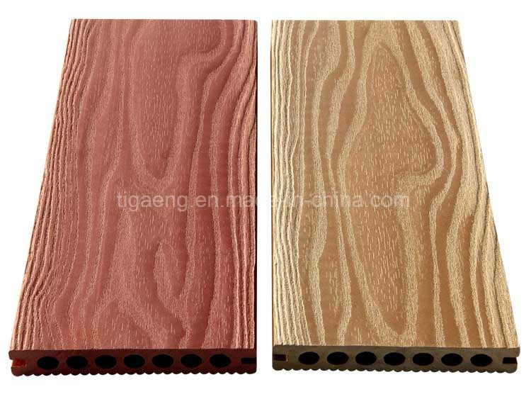 WPC Boards for Outdoor Floor/Wood Vinyle Composite Wall Panel