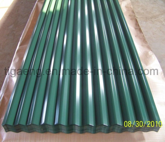 Factory Price Color Coating Steel Roof Tile/Plate/Sheet for