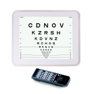C901 China Top Quality LED Vision Chart