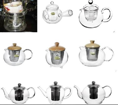 Borosilicate Glassware (Pot and Maker)