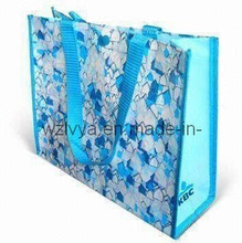 Reusable Promotional PP Nonwoven Bag With Glossy Lamination (LYP23)