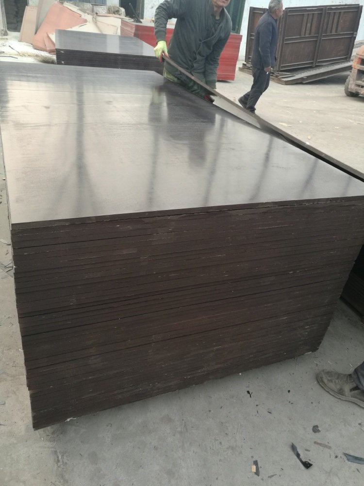 18mm Combined Core Film Faced Plywood for Constructions