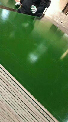 PVC Plastic Film Faced Plywood for Shuttering Construction Usages