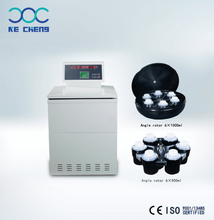 H6-10KR High Speed Large Capacity Refrigerated Centrifuge