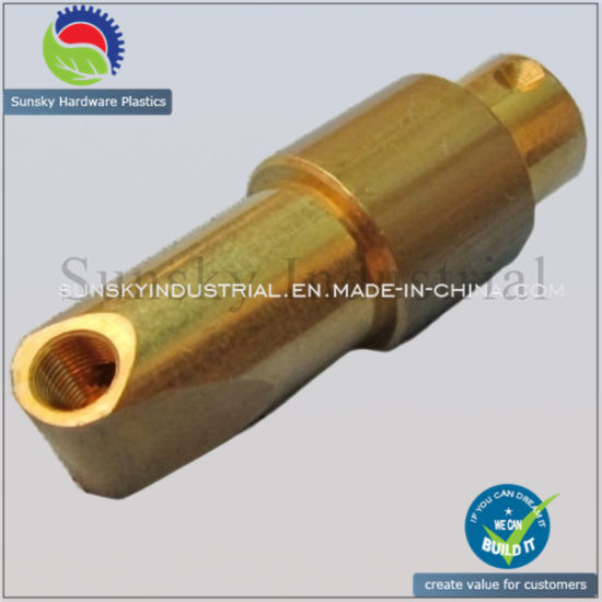 CNC Machining Parts Socket for Otoskop-Connector (BR17013)