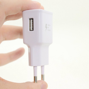 EU Plug 2A Adaptive Fast Charging Wall Charger for Samsung