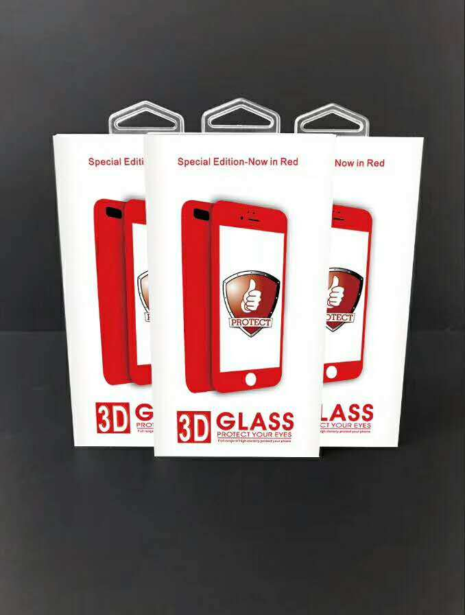 High Grade Customized Screen Protector Packing Boxes for Samsung iPhone