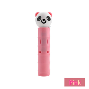High Quality Colorful Universal Foldable Cute Pocket Monopod With Panda Selfie Stick For Smartphone