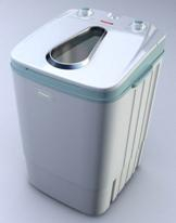 3.8 kg single washing machine