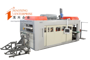 MaoxingEnterprise MX17G Thermoforming Machine with robot