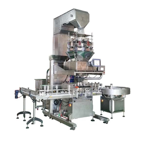 Automatic Net Weight Filling Machine(bottle jar tin)