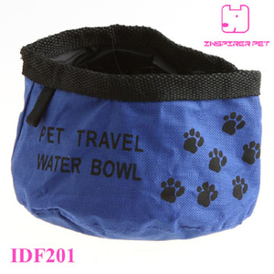 Dog Travel Bowl Folded Pet Bowl