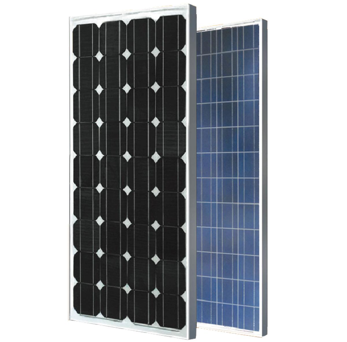 太阳能电池板的主要组成部分