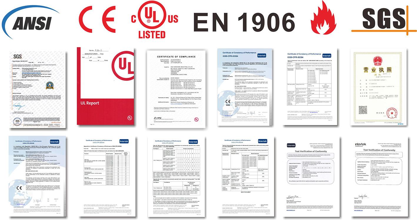 DnD Hardware certification