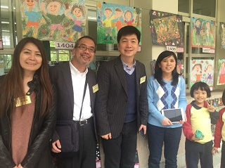 【Taiwan】Mrs. Chang from Taipei Ming-Zu elementary school