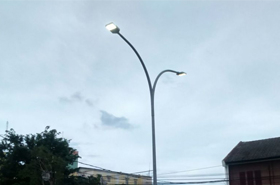 50W LED street light road light lighting lamp
