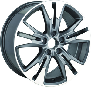 W0801 Replica Alloy Wheel / Wheel Rim for CROSSTOUR