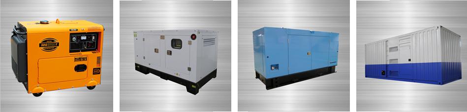 silent container generator
