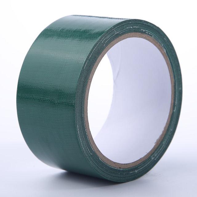 Green Cloth Duct Tape Cloth Duct Tape Cloth Tape Green