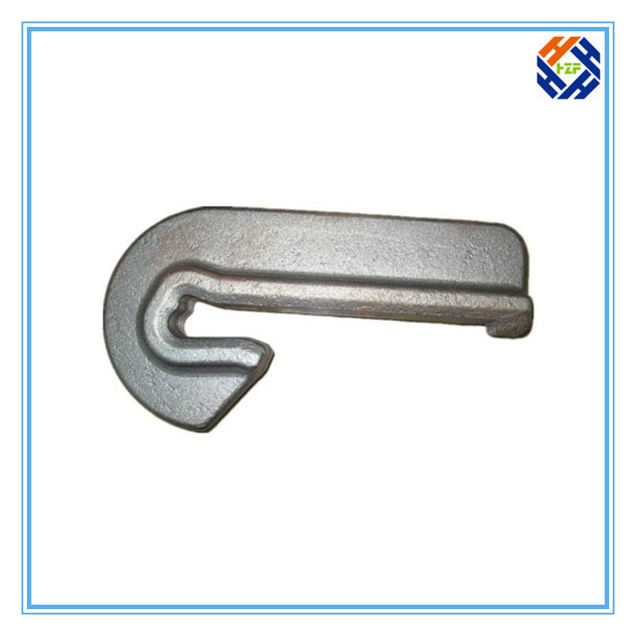 Railway Clip Made by Sand Casting Processing-3