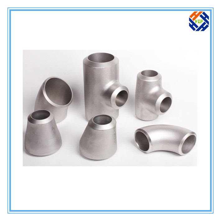 2 Ss304 Stainless Steel Elbow Pipe Fitting-1