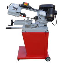 BS-128DR Metal Cutting Band Saw, Portable Band Saw