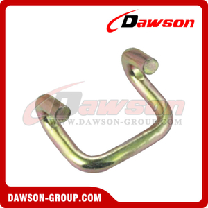 DSWH027 BS 3000KG / 6600LBS Double Claw Hooks