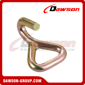 DSWH018A BS 5000KG / 11000LBS 50mm Single J Hooks
