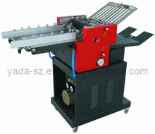 Air-Suction Paper Folding Machine (YD-382S/YD-384S)