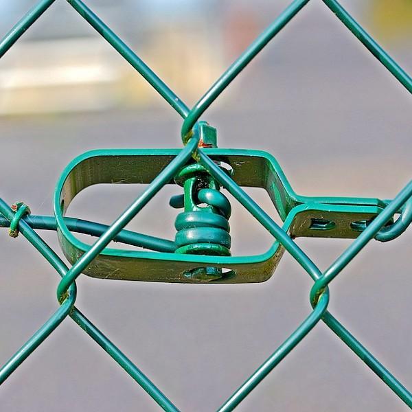 Econo Galvanized Steel Fence Wire Tensioner Strainer Adjusting Mesh ...
