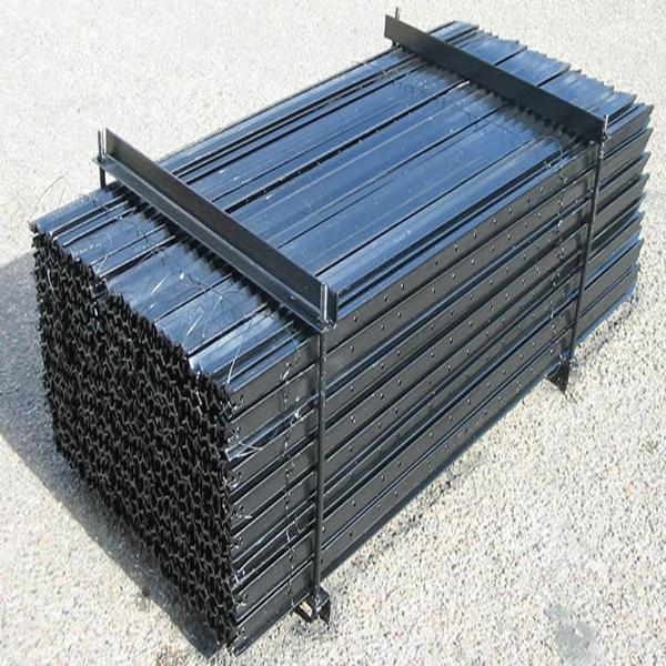Australia New Zealand Field Fence Steel Black Bitumen Star Pickets Y ...