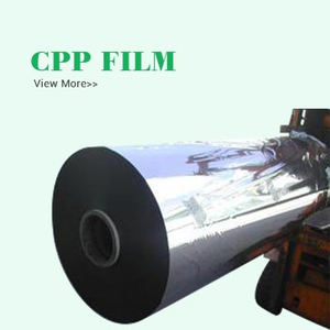 CPP Film,Metallized CPP Film