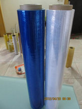 Blue Pallet Wrap Film
