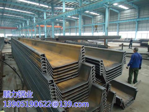 Larsen steel sheet piles how to stop water
