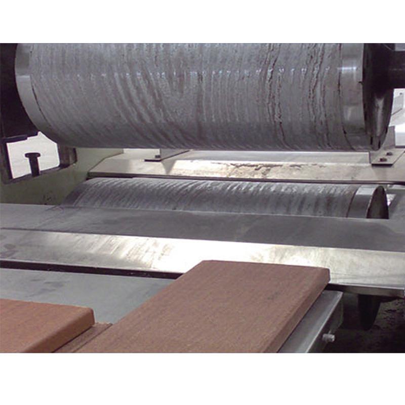 PE PP WPC extrusion machine