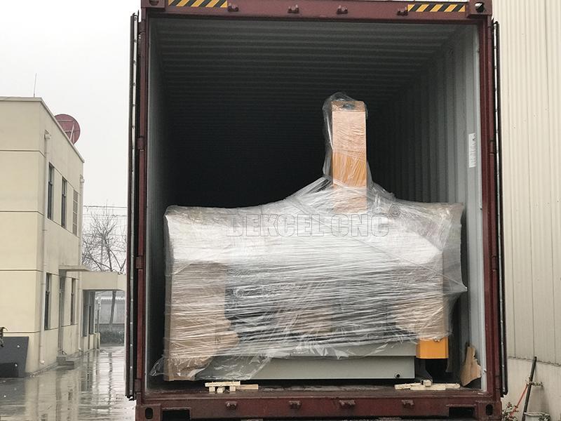máquina packing.jpg del ranurador del CNC