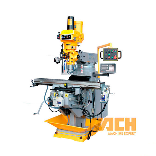 X6325D High Quality Precision Turret Milling Machine