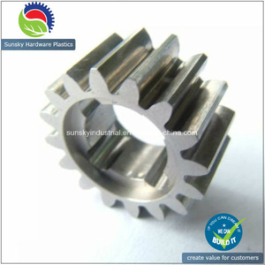 Customized Brass Spur Gear with Precision Machining