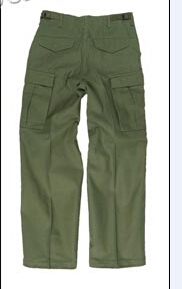 High Quality Nylon Cotton Combat Tactical Pant