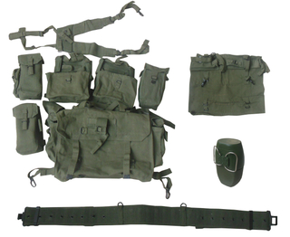 58 British Army Webset Backpack