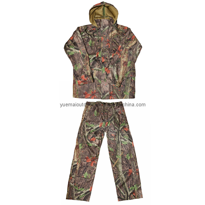 High Quality Military Camo Waterproof Suit