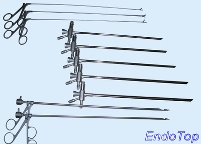 Fiber Flexible Endoscope Bronchoscope